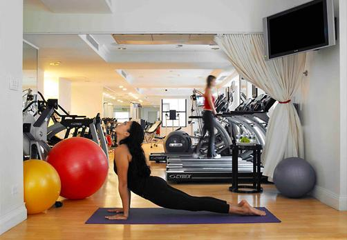 JW Marriott Essex House New York - New York - Fitnessbereich