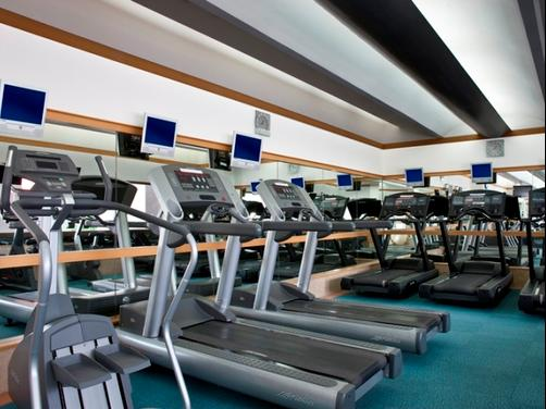 Royal Orchid Sheraton Hotel & Towers - Bangkok - Fitnessbereich
