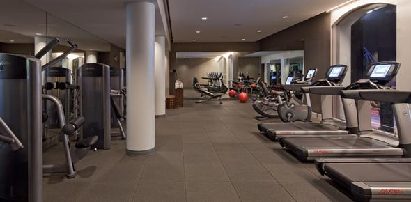 Andaz West Hollywood - West Hollywood - Fitnessbereich