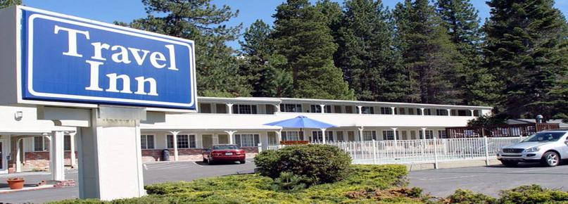 Travel Inn - South Lake Tahoe - Gebäude