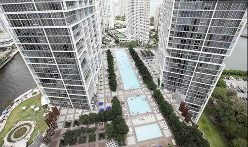 Sky City at Icon Brickell - Miami - Pool