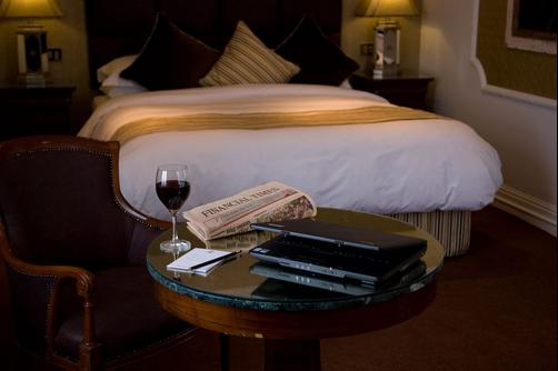 Rathbone Hotel - London - Schlafzimmer