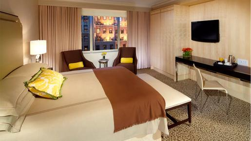 Omni Berkshire Place - New York - Schlafzimmer