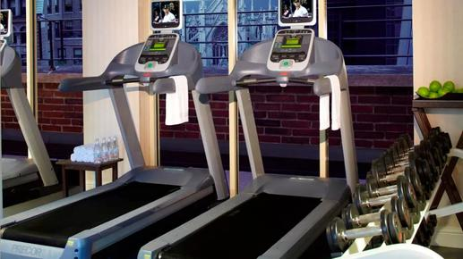 Omni Berkshire Place - New York - Fitnessbereich