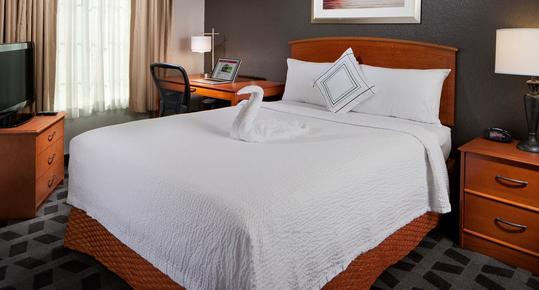 TownePlace Suites by Marriott Fort Lauderdale West - Fort Lauderdale - Schlafzimmer