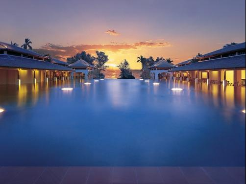 JW Marriott Phuket Resort & Spa - Phuket - Gebäude