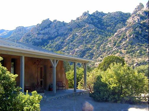 Cochise Stronghold, A Canyon Nature Retreat - Pearce - Außenansicht