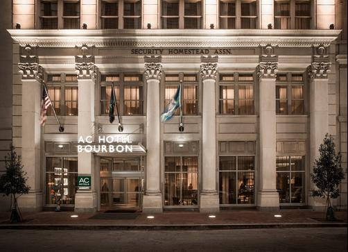 AC Hotels by Marriott New Orleans Bourbon French Quarter Area - New Orleans - Gebäude