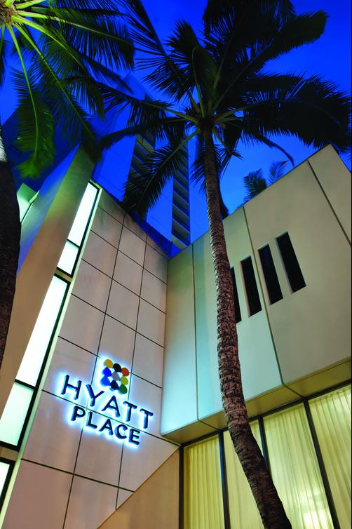 Hyatt Place Waikiki Beach - Honolulu - Gebäude