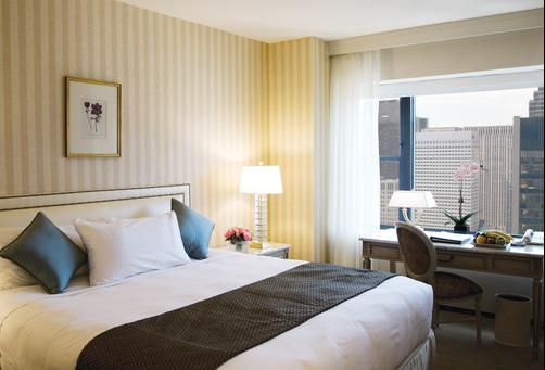 Park Lane Hotel - New York - Schlafzimmer