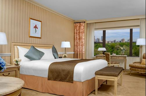 Park Lane Hotel - New York - King-Schlafzimmer
