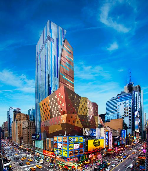 The Westin New York at Times Square - New York City - Gebäude