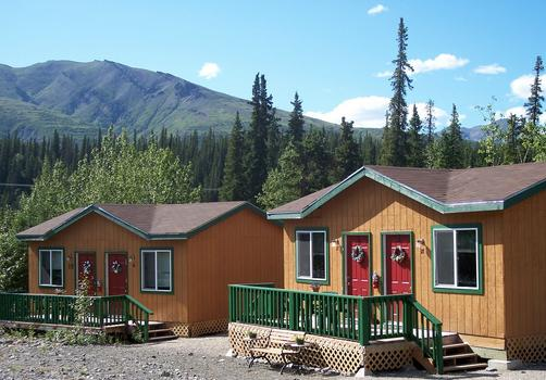 Mckinley Creekside Cabins - Denali National Park