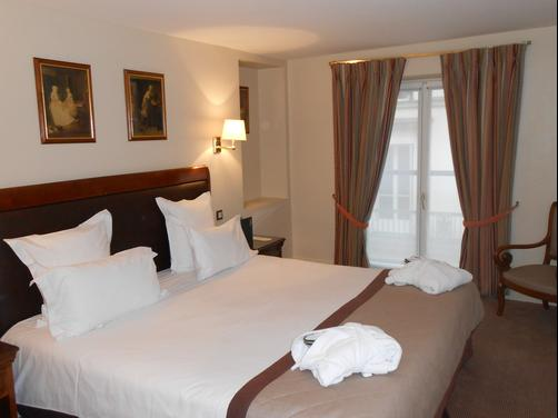 Saint James Albany Paris Hotel Spa - Paris - Schlafzimmer