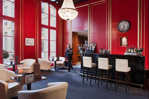 Saint James Albany Paris Hotel Spa - Paris - Bar