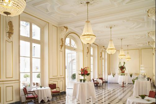 Saint James Albany Paris Hotel Spa - Paris - Konferenzraum