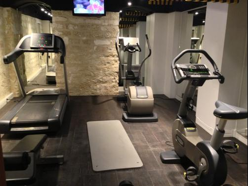 Saint James Albany Paris Hotel Spa - Paris - Fitnessbereich