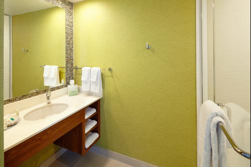 SpringHill Suites by Marriott Pittsburgh Latrobe - Latrobe - Bad