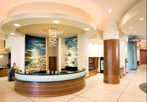 SpringHill Suites by Marriott Las Vegas Convention Center - Las Vegas - Lobby