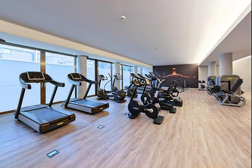 Ramada Plaza Bucharest Convention Center - Bukarest - Wellness