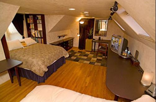 Ray's Bucktown Bed And Breakfast - Chicago - Schlafzimmer
