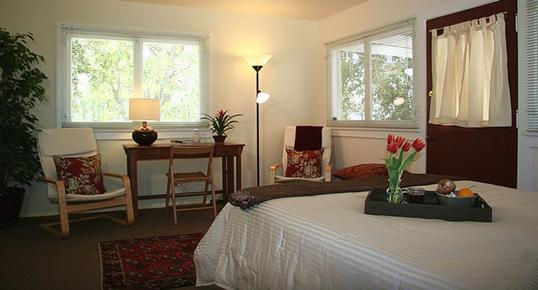 Pepper Tree Retreat - Ojai - Schlafzimmer