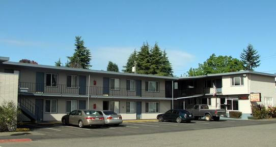 Riviera Inn - Port Angeles - Gebäude