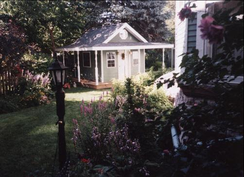 Greenhouse Bed & Breakfast - Chillicothe - Gebäude