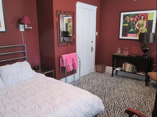 My Rosegarden Guest Rooms - San Francisco - Schlafzimmer