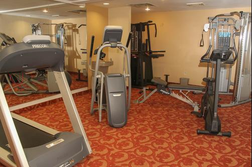 Quality Inn Airport - Buffalo - Fitnessbereich