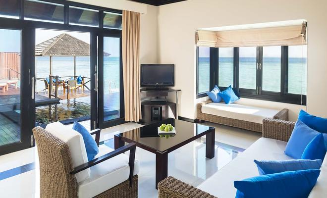 Hilton Maldives/Iru Fushi Resort & Spa