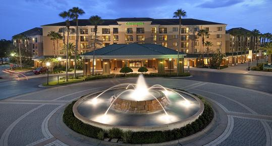 Courtyard by Marriott Orlando Lake Buena Vista in the Marriott Village - Orlando - Gebäude