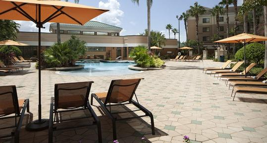 Courtyard by Marriott Orlando Lake Buena Vista in the Marriott Village - Orlando - Fitnessbereich