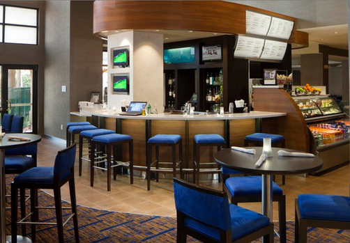 Courtyard by Marriott Orlando Lake Buena Vista in the Marriott Village - Orlando - Bar