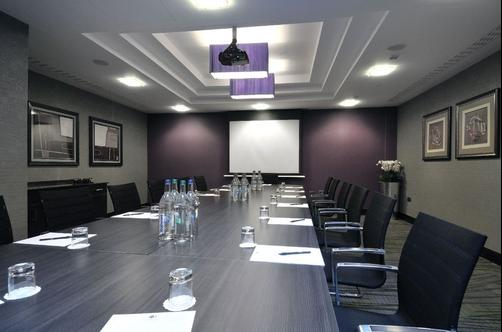 DoubleTree by Hilton London West End - London - Konferenzraum