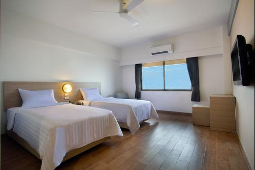 Red Planet Hat Yai - Hat Yai - Schlafzimmer