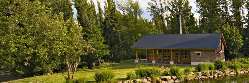 The Lodge at Estancia Huechahue - Junín de los Andes - Gebäude