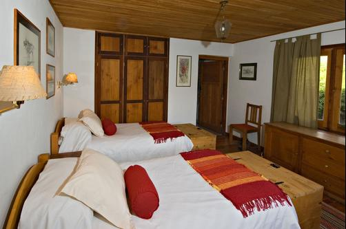 The Lodge at Estancia Huechahue - Junín de los Andes - Schlafzimmer