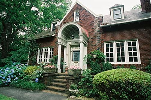 Inman Park Bed & Breakfast - Atlanta - Gebäude