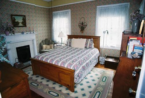 Inman Park Bed & Breakfast - Atlanta - Schlafzimmer