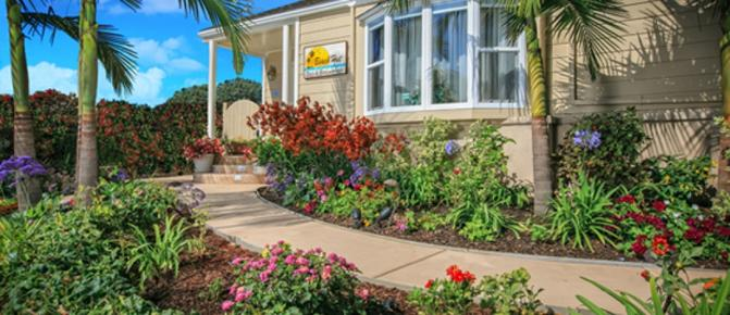 Beach Hut Bed & Breakfast - San Diego - Gebäude