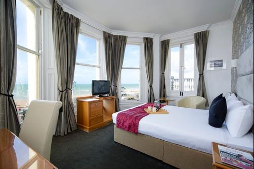 Kings Hotel - Brighton - Schlafzimmer