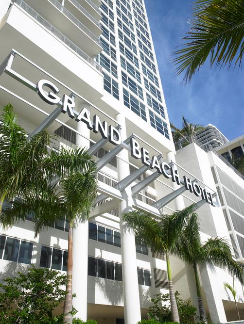 Grand Beach Hotel - Miami Beach - Gebäude