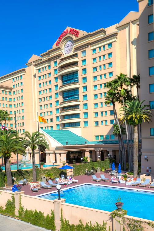 The Florida Hotel and Conference Center - Orlando - Pool