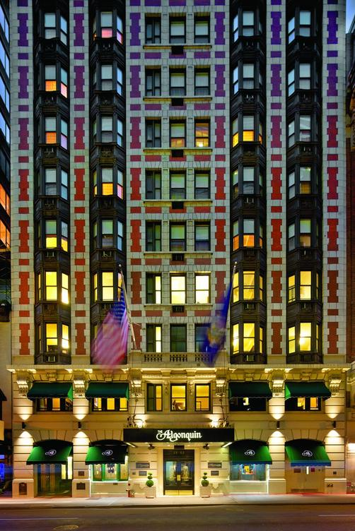 The Algonquin Hotel Times Square Autograph Collection - New York - Gebäude