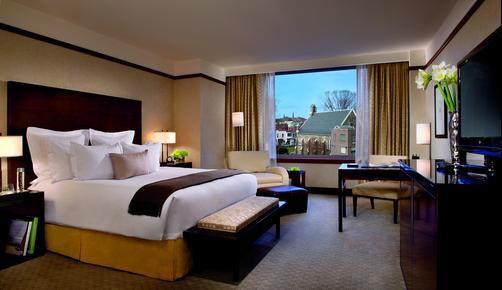 The Ritz-Carlton, Georgetown - Washington - Schlafzimmer