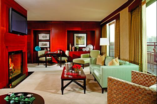 The Ritz-Carlton, Georgetown - Washington - Wohnzimmer