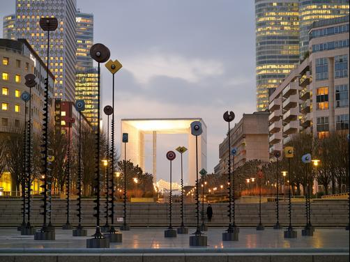 Rives de Paris la Défense - Courbevoie - Business Center