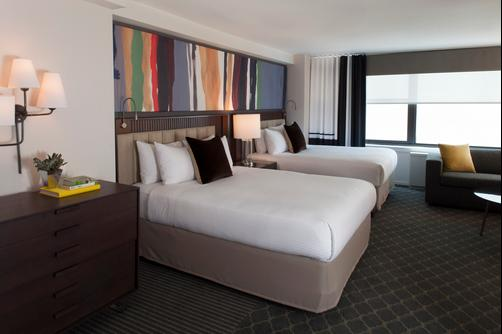 Fifty NYC-an Affinia hotel - New York City - Schlafzimmer