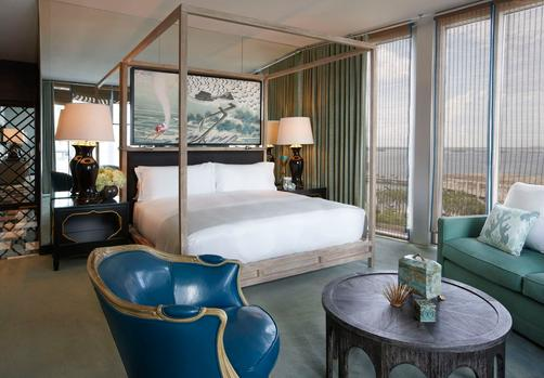 Viceroy Miami - Miami - Schlafzimmer